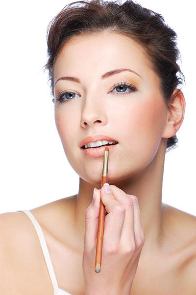 Piele clara – Maquillaje de día